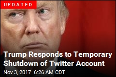 On Last Day at Work, Employee Kicks Trump Off Twitter
