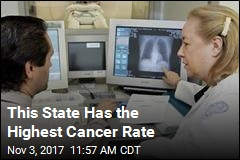 10 States With the Highest Cancer Rates