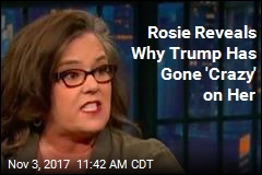 Rosie O'Donnell Explains How Trump Feud Began