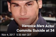 Veronica Mars Actor Commits Suicide at 34