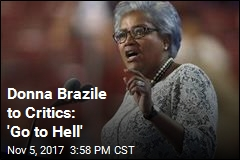 Donna Brazile to Critics: 'Go to Hell'