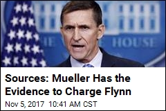 Sources: Mueller Has the Evidence to Charge Flynn
