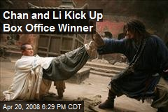Chan and Li Kick Up Box Office Winner