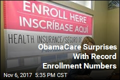 ObamaCare Surprises With Record Enrollment Numbers
