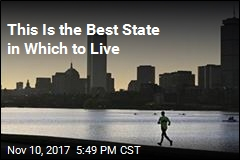 This Is the Best State in Which to Live