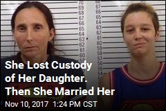 She Lost Custody of Her Daughter. Then She Married Her