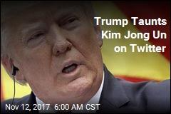 Trump Taunts Kim Jong Un: 'I Would NEVER Call Him Short and Fat'