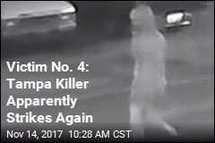 Tampa Serial Killer Apparently Strikes Again