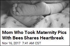 Mom Who Took Maternity Pics With Bees Shares Heartbreak
