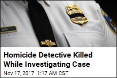 Homicide Detective Killed While Investigating Case