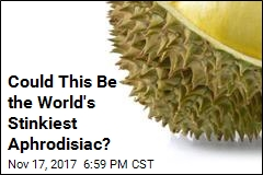Could This Be the World's Stinkiest Aphrodisiac?