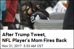 After Trump Dings Marshawn Lynch, Mom Fires Back