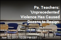 Teachers Describe 'Unprecedented' Violence in Pa. Classrooms