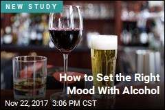 Different Alcohols Really Are Tied to Different Emotions