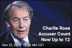 4 More Women Say Charlie Rose Harassed Them