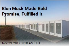 Elon Musk Made Bold Promise, Fulfilled It