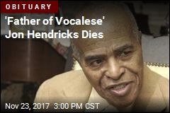 Jazz Vocal Pioneer Jon Hendricks Dies at 96