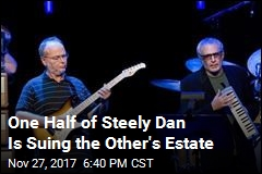 Donald Fagen Sues for Ownership of Steely Dan