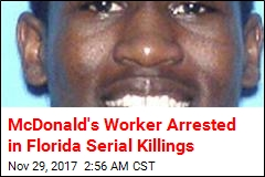 Arrest Made in Florida Serial Klllings