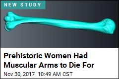 Think Rowers Have Nice Arms? Ancient Women Had Them Beat