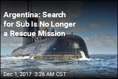 Argentina Ends Search for Submarine Survivors