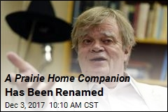 A Prairie Home Companion Is Now Town Hall