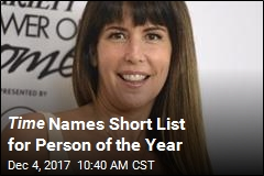 Time Names Short List for Person of the Year