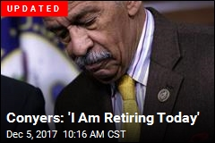Conyers to Announce Retirement: Report