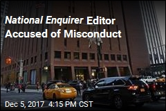 National Enquirer Editor Accused of Misconduct