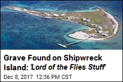 400 Years Later, Grave Found on Infamous Shipwreck Island