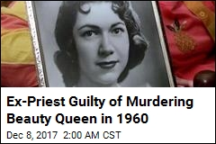 Ex-Priest Guilty of Murdering Beauty Queen in 1960