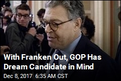 Franken's Mess Now Factors Into Control of Senate