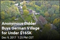 Anonymous Bidder Buys German Village for Under $165K
