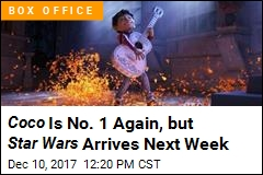 Coco Takes the No. 1 Spot for Third Straight Week