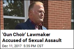 'Gun Choir' Lawmaker Accused of Sexual Assault