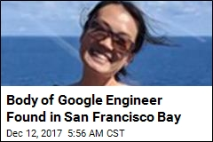 Google Engineer Found Dead in San Francisco Bay