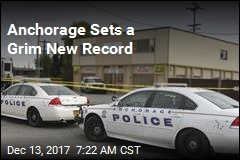 Anchorage Sets a Grim New Record