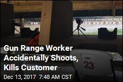 Man Fatally Shot While Walking to Gun Range