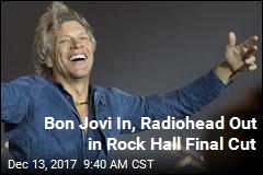 Rock Hall 2018 Class: Bon Jovi, Cars, Moody Blues