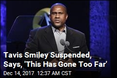 PBS Suspends Tavis Smiley After Misconduct Allegations
