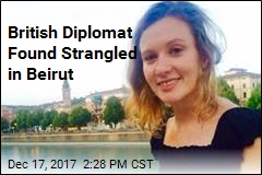 British Diplomat Found Strangled in Beirut