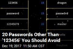 'Trustno1' Makes List of Really Bad Passwords
