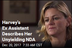 After Accusing Harvey, She Signed an NDA. It Was Stiflingly Strict