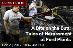 Women Say Harassment Was Ignored at Ford Plants