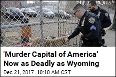 Odds of Getting Killed in NYC: Same as in Montana