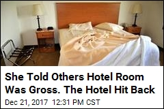Ex-Guest Gave Hotel a Bad Review. Then, a $350 Charge