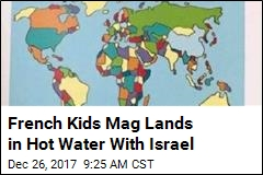 French Kids Mag: Oops, Israel Is a Real Country