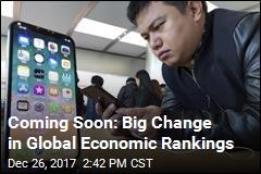 China on Track to Overtake US Economy