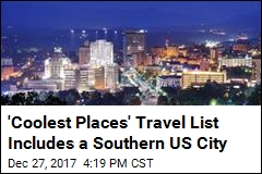 'Coolest Places' Travel List Includes a Southern US City