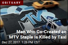 Co-Creator of MTV Unplugged Is Killed by Taxi
